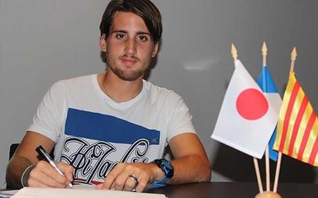 Juanto Ortu�o firma por el Sabadell