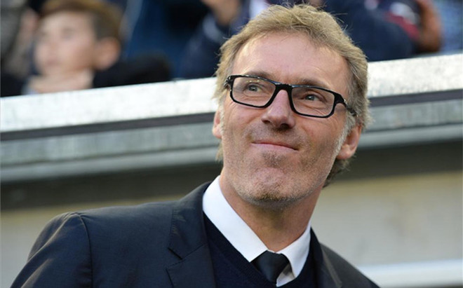 Laurent Blanc se desvincul� del PSG