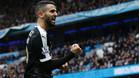 Para Mahrez el Leicester es la ant�tesis del FC Barcelona