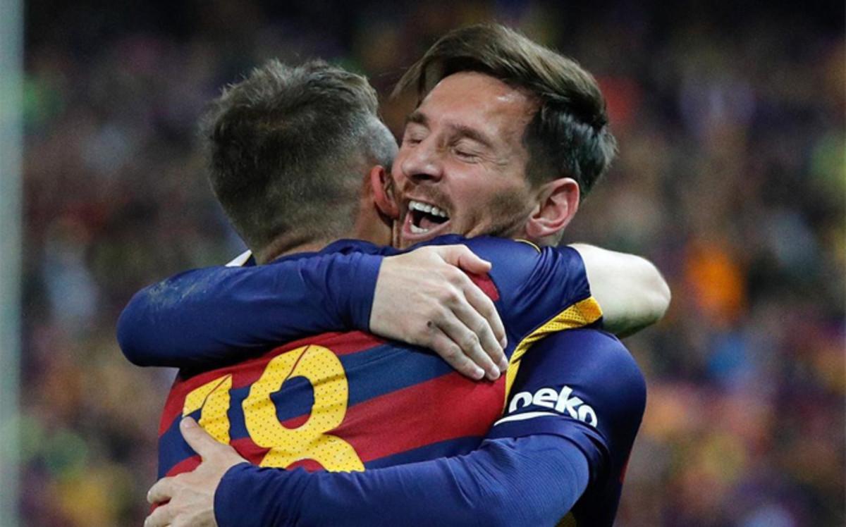 El FC Barcelona gana la Copa del Rey 2015/2016 y suma su séptimo doblete