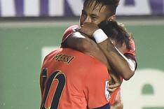 Messi y Neymar aumentan las revoluciones