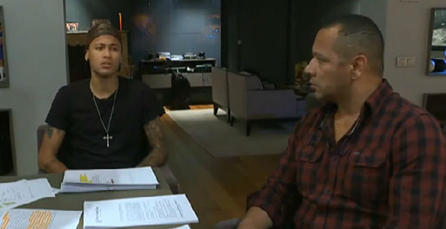 """Neymar: """"Es el momento de decir basta"""""""