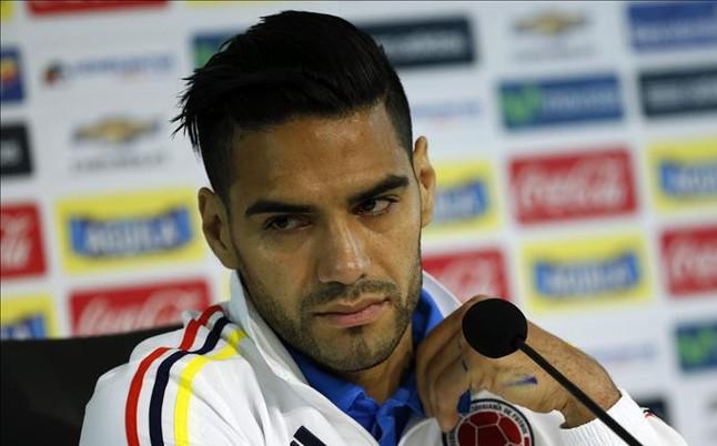 Radamel Falcao quiere ir al Chelsea EFE