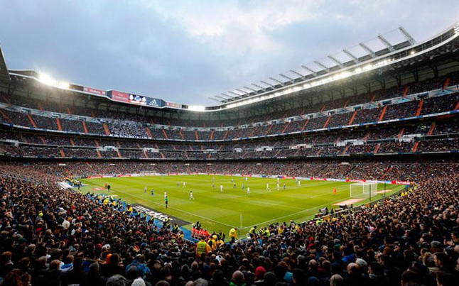 El Santiago Bernabéu no será la sede de la final de la Copa del Rey