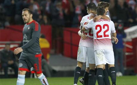 El Sevilla visita Bala�dos con el resultado de la Copa muy fresco