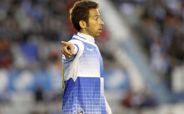 Tamudo logró el tanto del Sabadell en campo del Alavés