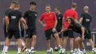 El Barça prepara la visita a Girona con 7 del filial