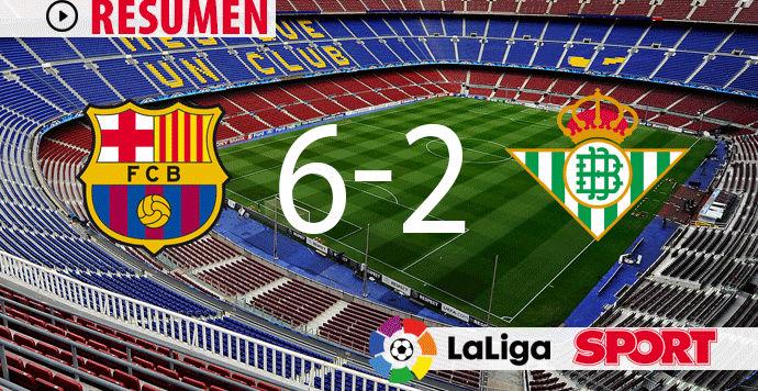 El fútbol empieza y acaba en Messi