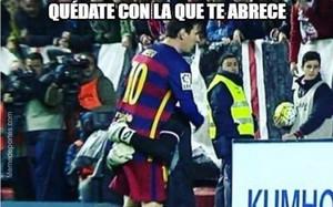 Los memes del Rayo - Barça