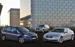 BMW ofrece la gama de h�bridos enchufables m�s completa
