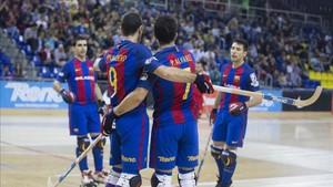 El Barça Lassa buscará una nueva victoria en el Palau ante el Voltregà