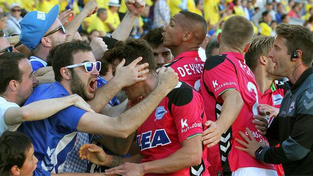 Video resumen Las Palmas - Alavés (1-1). Jornada 33, Liga Santander 2016-17