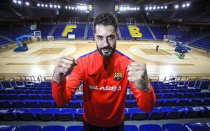 Raúl Entrerríos, preparado para la batalla contra el THW Kiel