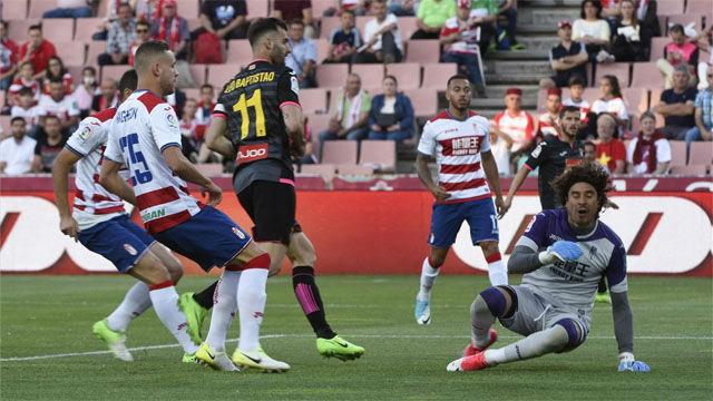 Vídeo Resumen Granada - Espanyol (1-2). Jornada 38 de la Liga Santander 2016-17