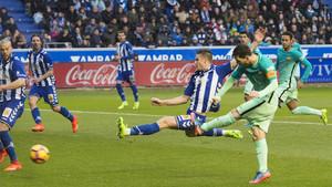 Barça y Alavés se enfrentarán por tercera vez esta temporada