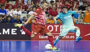 ElPozo Murcio dio primero en la semifinal de los play off por el título