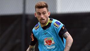 El fichaje de Lucas Lima por el Barça parece cada vez más cerca
