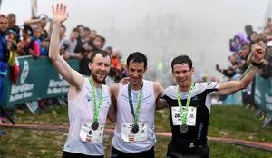 Kilian Jornet se impuso en el Marathon del Mont Blanc