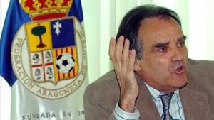 Para Óscar Fle, la detención de Villar es una buena noticia para el Fútbol Español