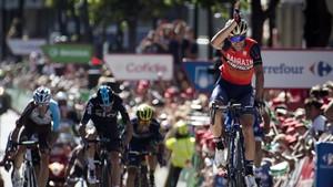 Nibali se impuso en Andorra La Vella