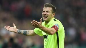 Daniel Baier podría ser sancionado en Alemania