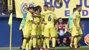 El Villarreal se desmelenó en una segunda parte pletórica