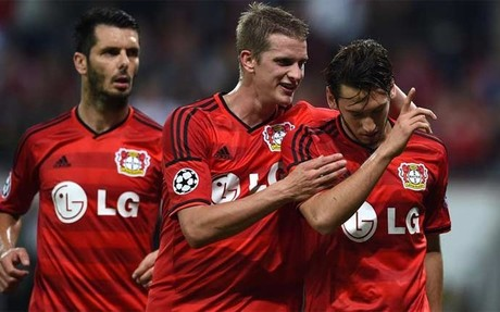 El Bayer Leverkusen no fall� en casa tras la derrota de la primera jornada