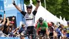 Cavendish acab� ganando la �ltima etapa en California