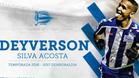 Deyverson, nuevo jugador del Alavés