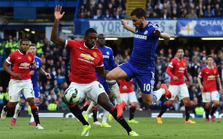 Hazard acerca al Chelsea al título