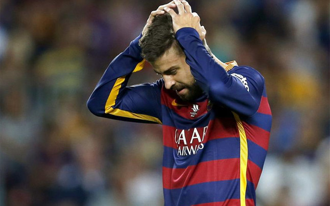 El FC Barcelona presentará recurso a la sanción de Piqué
