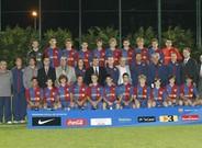 Im�genes de la carrera deportiva de Sergi Roberto en el Barcelona