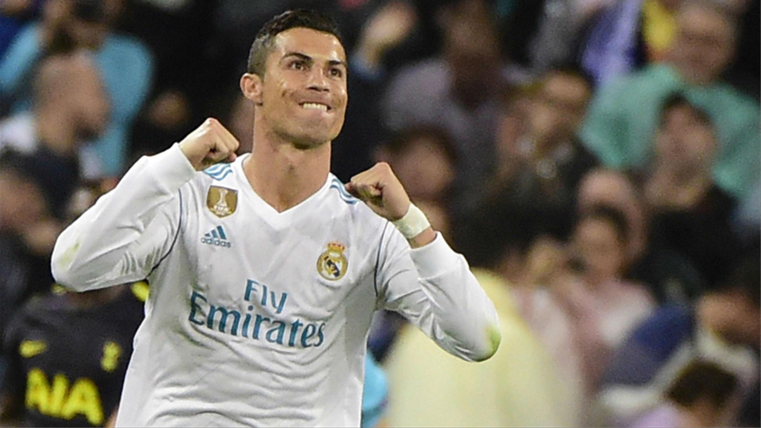 LACHAMPIONS | Real Madrid-Tottenham: El gol de penalti de Cristiano Ronaldo