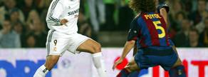 El seis de diciembre de 2003 el Real Madrid rompió una racha de dos décadas sin ganar en el Camp Nou. Ronaldo marcó el 0-2 de un partido que terminó 1-2