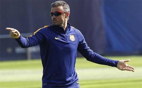Preocupa el desgaste del mediocampo y la fragilidad defensiva que exhibe el equipo de Luis Enrique