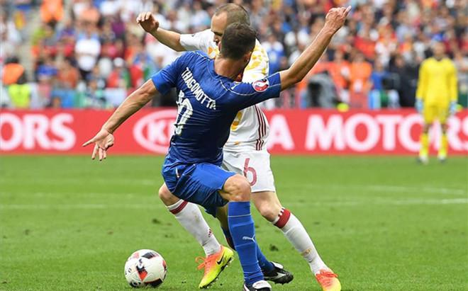 Motta no jugar� contra Alemania