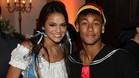 Neymar no ha tenido miedo a disfrazarse