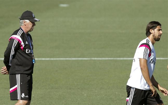 Khedira vuelve a una convocatoria sin Modric, James Rodríguez y Sergio Ramos