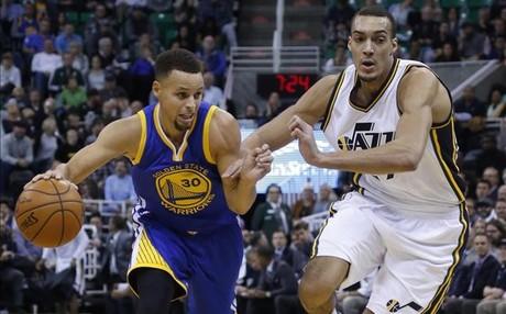 Stephen Curry, indiscutible lider de Golden State Warriors