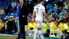 Zidane espera a Cristiano contra el City