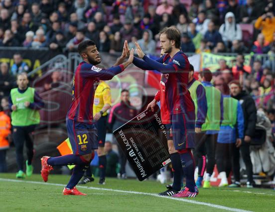 صور : مباراة برشلونة - ملقا  0-1 ( 21-02-2015 )  1424541252280