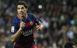 Suárez, un seguro de gol para el Barcelona