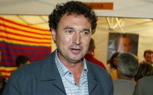 Ricardo Serna defendió los colores del Sevilla y del FC Barcelona