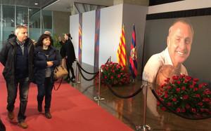 La familia de Johan cerrará el memorial con un acto con amigos y excompañeros