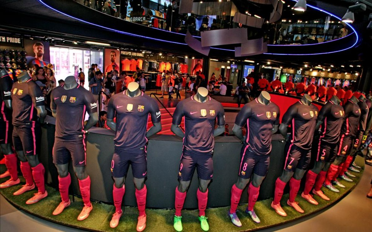La nueva flagship de Nike y Barcelona, bloqueada por una asociación de vecinos
