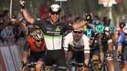 Mark Cavendish impuso su poderío al sprint en la primera etapa del Tour de Abu Dhabi