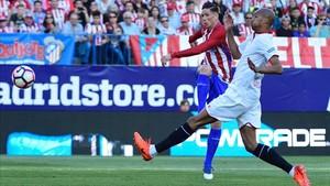El Atlético valora el rendimiento de Fernando Torres