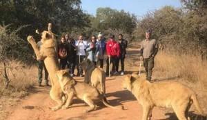 Neymar está en Sudafrica
