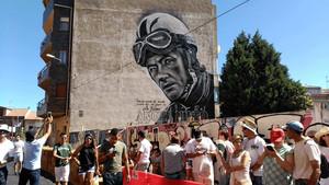 Homenaje a Nieto en La Bañeza