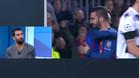 Arda Turan en un momento de la entrevista en '100% Fútbol' de NTV Spor